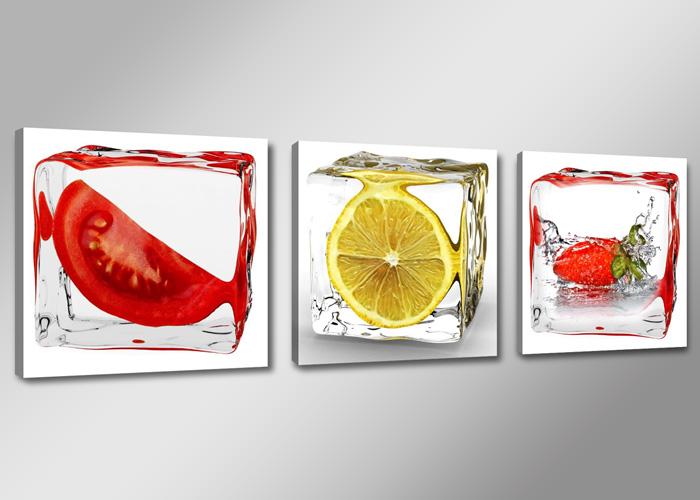 Awesome Leinwandbilder Für Küche Photos - Barsetka.Info - Barsetka