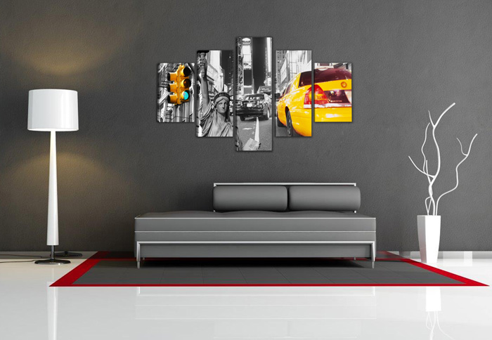 new york freiheitsstatue collage. Black Bedroom Furniture Sets. Home Design Ideas