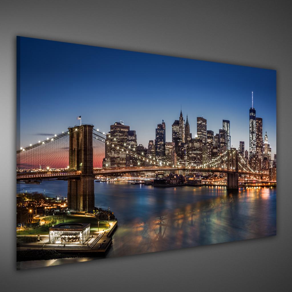 erstaunlich new york skyline bild bild erindzain. Black Bedroom Furniture Sets. Home Design Ideas