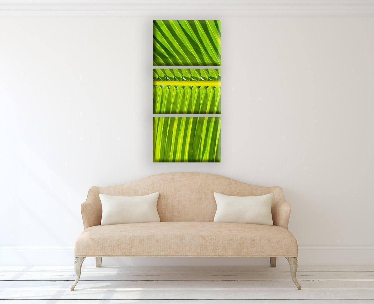 ihr foto als 3 teiliges leinwandbild 1 2 format. Black Bedroom Furniture Sets. Home Design Ideas