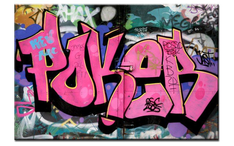 graffiti poker dessin 1000560 - Dessin Graffiti