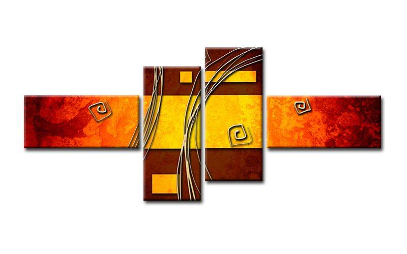 balken gelb orange rot. Black Bedroom Furniture Sets. Home Design Ideas