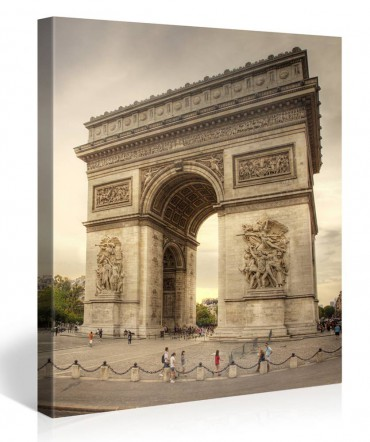 Arc de Triomphe en Paris – 1003638