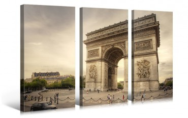 Arc de Triomphe en Paris – 1003640