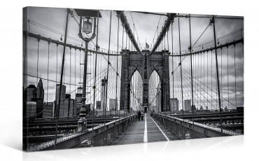 Brooklyn Bridge blanc noir – 1004260