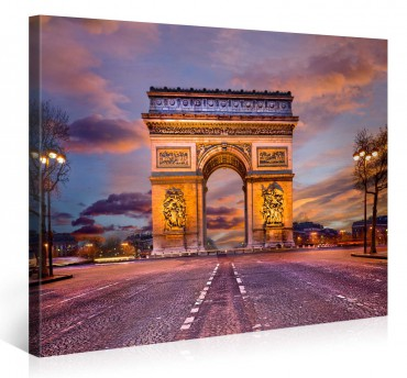 Arc de Triomphe en Paris – 1006429