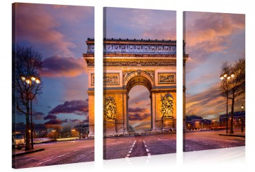Arc de Triomphe in Paris – 1006430