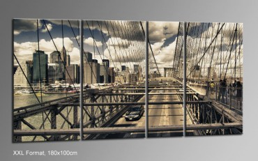 Brooklyn Bridge NY - 14501200 – Bild 1