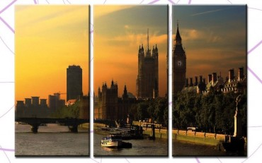 London Big Ben – Bild 1