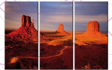 Sable rocher - Monument Valley Arizona - 3000719 – Bild 1