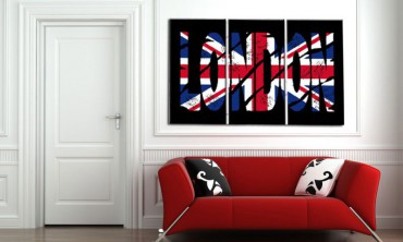 Englandflagge London – Bild 2