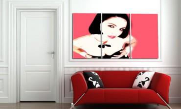 leinwandbilder pop art online bestellen bilder. Black Bedroom Furniture Sets. Home Design Ideas