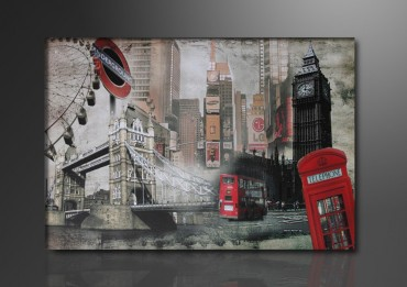 London Collage England – Bild 1