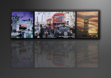 London Collage – Bild 1