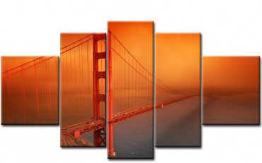 Golden Gate Bridge – 5550406 – Bild 1