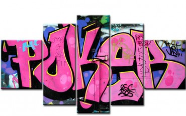 Graffiti Poker – Bild 1