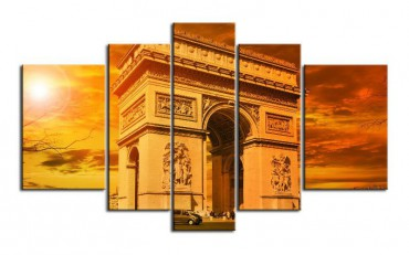 Arc de triomphe Paris - 55501190 – Bild 1