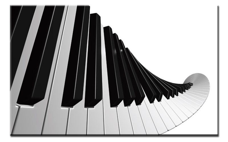 tastatur als klavier