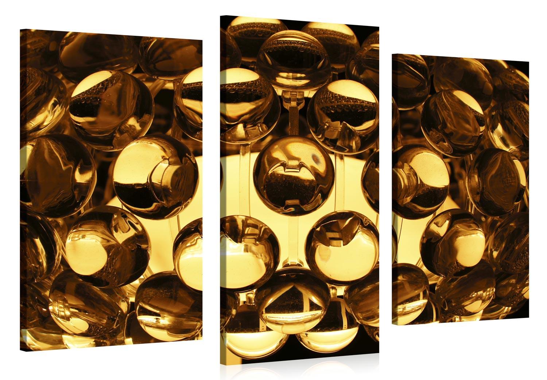 goldene retro lampe 1006905. Black Bedroom Furniture Sets. Home Design Ideas