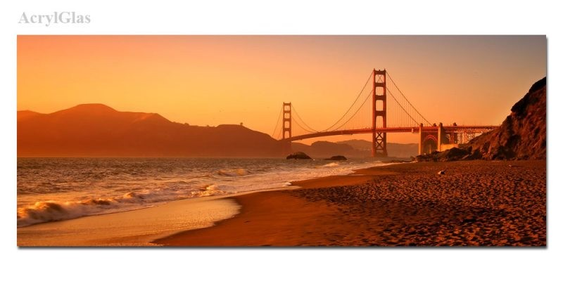 sonnenuntergang san francisco. Black Bedroom Furniture Sets. Home Design Ideas