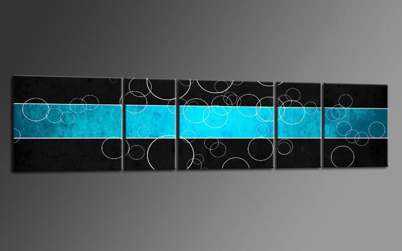 leinwandbilder kreise haus design und m bel ideen. Black Bedroom Furniture Sets. Home Design Ideas